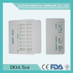 Cocaine Test, Drug Abuse Test, Rapid Test, Screen Test, Urine Test, Rapid Test Kit pictures & photos