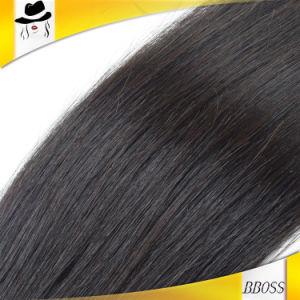 Black Color Brazilian Human Hair Express pictures & photos