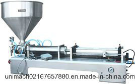 Horizontal Pneumatic Ointment Filling Machine pictures & photos