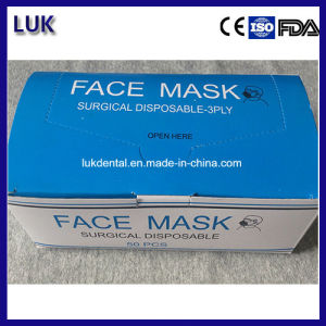 Health Care Non Woven Medical Surgical Face Mask with Earloop, Ce Certificated pictures & photos