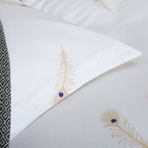 Factory Supply Luxury Cotton Apartment Printed Pillow Case pictures & photos