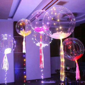 Floating Lighted Marriage Party Decoration Colorful Romantic Christmas Confession Wave Ball pictures & photos