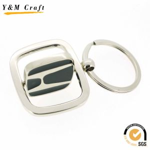 New 3D Heart Shape Metal Key Ring (Y03265) pictures & photos