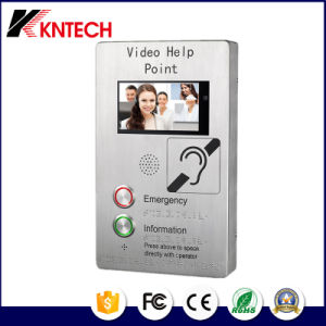 LCD Touch Screen Telephone Emregency Call Box Dorphone Intercom pictures & photos