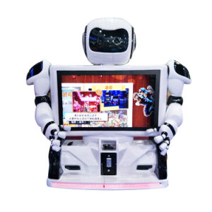 Big Screen Chinese Kungfu Sencing Machine for Game Center pictures & photos
