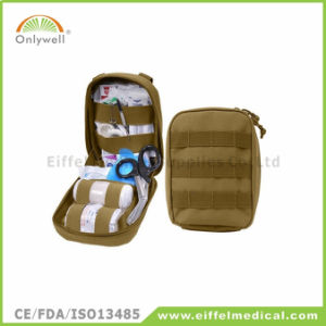 Professional Survival Emergency Combat First Aid Kit pictures & photos