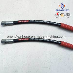 High Pressure Rubber Hydraulic Hose (DIN En 853 2sn) pictures & photos