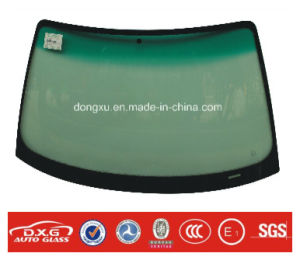 Auto Windscreen Laminated Front Glass for E46 pictures & photos
