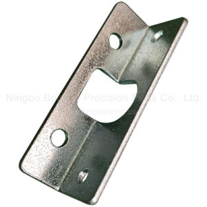 Precision Sheet Metal Stamping Part of Metal Bracket pictures & photos