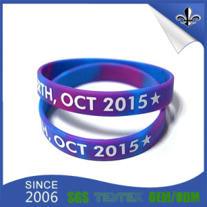 Silicone Wristband with Custom for Sport pictures & photos