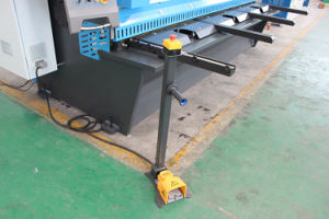 16X4000 mm CNC Guillotine Shearing for Metal Sheet Cutting Machine pictures & photos