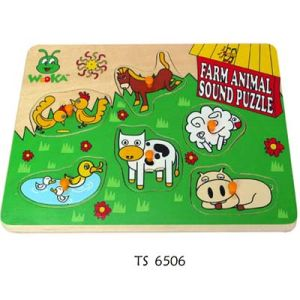 Wooden Puzzle Toy, Kid Puzzle, Wooden Toys Puzzle pictures & photos