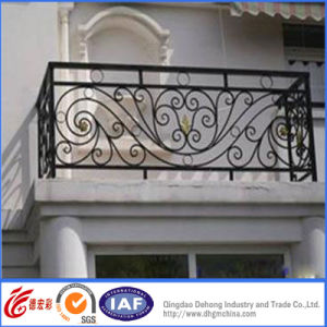 Modern Exterior Metal / Aluminium / Galvanized Steel / Wrought Iron Balcony Balustrade pictures & photos