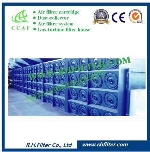 Ccaf Cartridge Dust Collector for Chemical Powder pictures & photos
