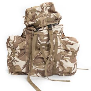 Army Camouflage Backpack pictures & photos