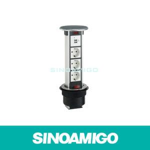 Hidden Desk Power Convenience Outlet pictures & photos