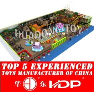 Huadong Indoor Playground New Style Ancient Tribe (HD2015B-013A) pictures & photos