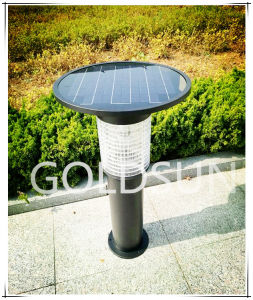 Solar Mosquito Killer Lamp, Beautiful, Power Saving, Healthy, Safe pictures & photos