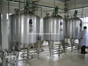 1t/H Ice Cream Processing Line pictures & photos