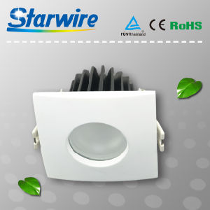 Cl08-W03 Cheap 8W Waterproof COB LED Downlight pictures & photos