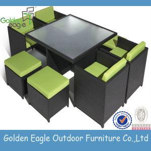 Luxurious Dining Room Furniture Rattan Dining Set