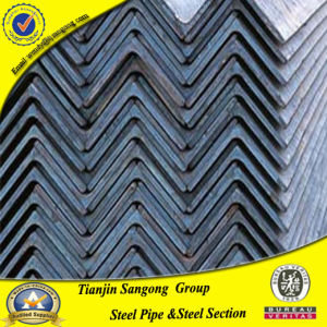 65X65X5 Iron Building Material Steel Profile Equal Angle Steel pictures & photos