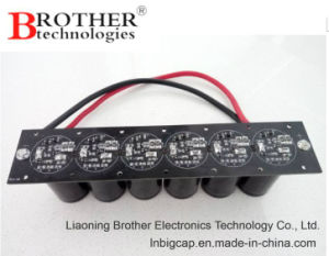 Ultra-Low ESR 16.2V 60f Supercapacitor Module pictures & photos
