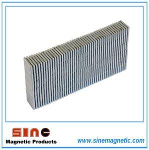 Strong Permanent Rectangular Neodymium Magnet pictures & photos