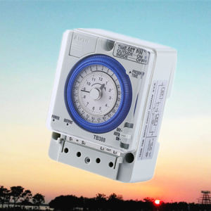 High Quality Analogue Time Switch (TB-388) pictures & photos