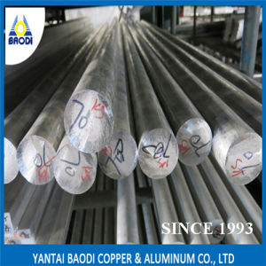 Aluminium Round Bar 6061, 6063, 6082 pictures & photos