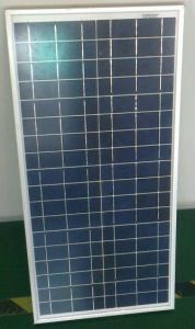 18V 30W Poly Crystalline Solar Panel PV Module with Ce TUV ISO Approved pictures & photos