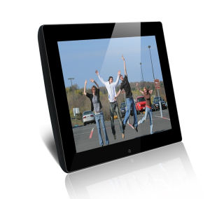 12inch Temper Glass Digital Photo Frame pictures & photos