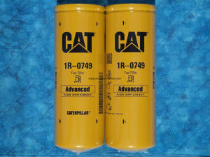 1r0749 Fuel Filter Spin-on for Caterpillar Engines, Equipment; Ford, Freightliner pictures & photos