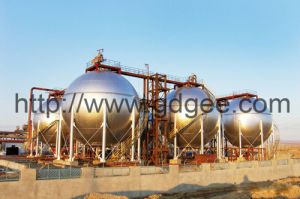 Asme LPG Tanks Goup for Globle Sale
