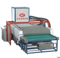 Glass Washing and Drying Machine for Low-E Glass
