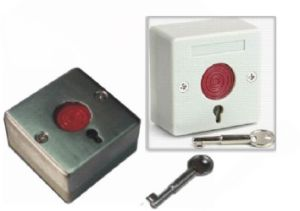 Stainless Steel Cover Panic Push Button Es-9068A pictures & photos