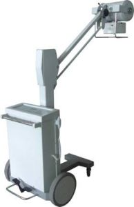 100mA Mobile Medical X-ray Machine pictures & photos