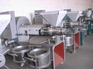 Automatic Equipment Oil Press Machine pictures & photos