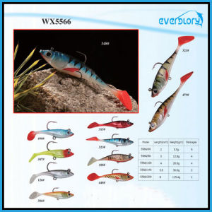 Artifical Lead Soft Lure Fishing Tackle From 6cm-20cm pictures & photos