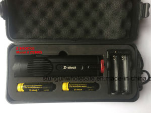 Die-Cast Stun Gun with CREE T6 LED Light -- 600 Lumens pictures & photos