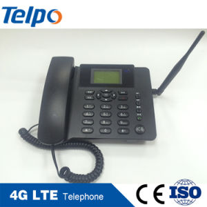 Cheap Prices Sudan Fixed Wireless Lte 4G GSM Desktop Phone pictures & photos