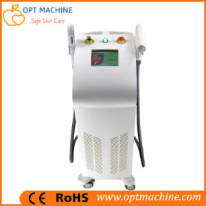 Medical IPL Hair/Tattoo Removal Q-Switch ND YAG Laser Machine pictures & photos