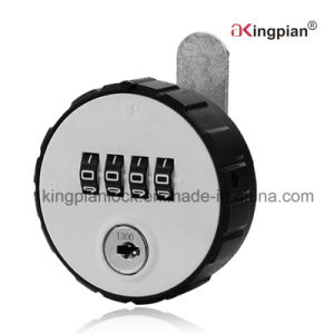 Digital Resettable Code Combination Cabinet Lock with Master Key pictures & photos