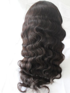 Lace Front Brazilian Human Hair Wig pictures & photos