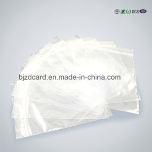 Transparent Hospital Pill PE Packaging Bags pictures & photos