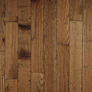 Foshan Stock Wide Plank Distressed French Oak Engineered Wood Flooring pictures & photos