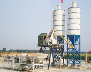 Concrete Mixing Station (CE certified) pictures & photos