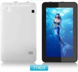 7 Inch Allwinner A23 Dual Core 800*480 Android Tablet