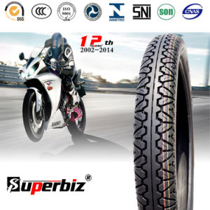 Motorcycle Tire 17 (3.00-17) with Good Inner Tube pictures & photos
