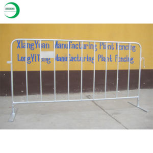 Hot Dipped Galvanized Crowd Control Barriers (XY-110M) pictures & photos